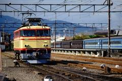 大鉄SLフェスタ 電気機関車E31形添乗体験