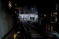 Metroの休憩所
