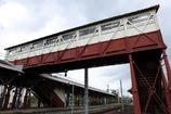 JR半田駅日本最古の跨線橋