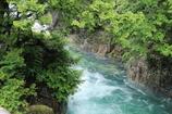 雨後の渓流2