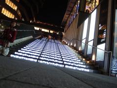 東京スカイツリー クリスマスライトアップ-003