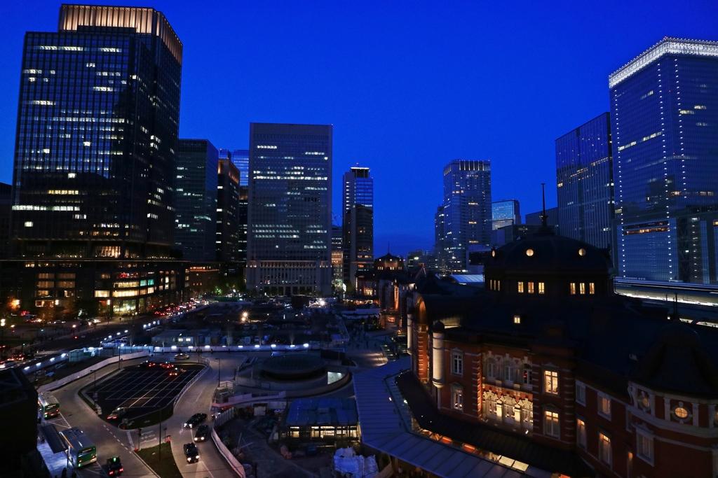 あのときの東京駅