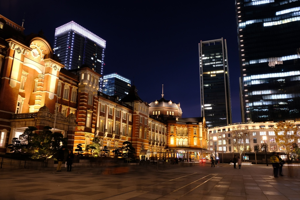 Champagnegold Tokyo-station