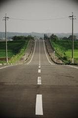 symmetrical road