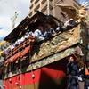 祇園祭 船鉾巡行