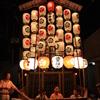 祇園祭 油天神山