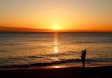 日向灘の朝