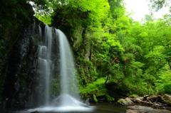 野頭の滝 (2)