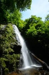 出合の滝 左俣 (1)