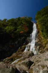 鼻白の滝 (3)
