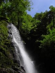 出合の滝 左俣 (2)