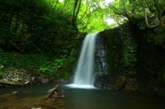 中の滝 (1)