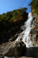 鼻白の滝 (4)