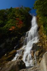 鼻白の滝 (2)