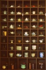 台湾茶屋にあった棚1