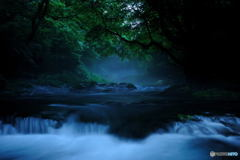 懐かしの菊池渓谷