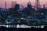 夕焼け工場