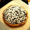 ブルーベリーと洋梨のパイ
