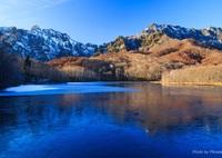 CANON Canon EOS 6Dで撮影した(初冬の鏡池)の写真(画像)