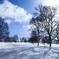 冬の牧場(まきば)2
