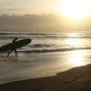 beach people (surfer)
