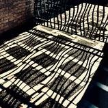 フェンスの影(曲線)