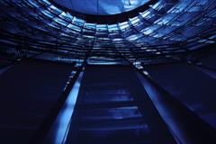 新国立美術館 三題 エピローグ  あおいそら