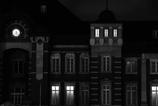 深夜の近代建築   三題    東京駅