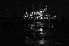 雨のTAKAOKA  三題   停泊