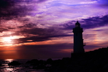 伊良湖灯台  三題   水平弧・・?