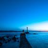 Sunset Strait