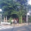 2017/06/11_三叉路のお巡りさん