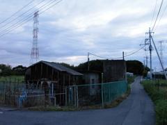 2017/05/14_曇天の小屋