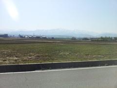 2018/04/21_富山地鉄から立山連峰を望む