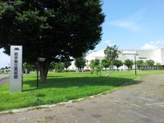 2018/07/14_中央公園 岩手県立美術館