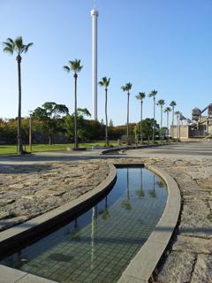 2017/10/26_瀬戸大橋記念公園 水の回廊と瀬戸大橋タワー
