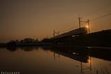 夕陽ライト