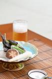 小あまごとお野菜の天ぷら