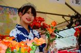 愛染かつらの花と華