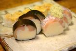 鯖寿司美味し