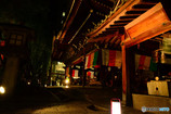 夜の六角堂