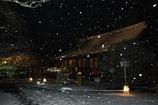 雪の二尊院
