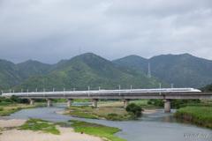 千種川の700系