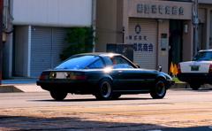 「昭和」初代マツダサバンナRX-7