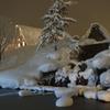 雪中合掌2