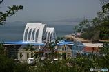 海岸の結婚式場