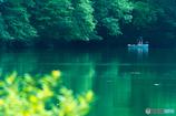 三河湖釣り場