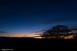 夜明けのブルーアワー