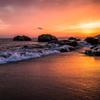 from sunset beach