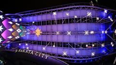 JR HAKATA CITYの夜2